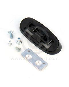 Door Mirror Fitting Adaptor Kit - RH 1980-01