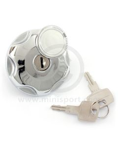 Locking Petrol Filler Fuel Cap