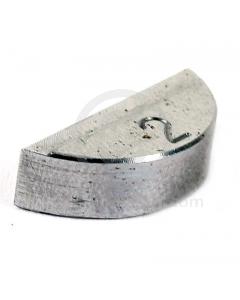PIPMINKEY2 Mini 2 Deg Off-Set Woodruff Key