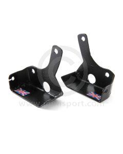 H/D Rear Handbrake protector brackets pair
