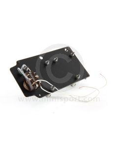 Stopwatch Holding Panel - Aluminium Large Dual LHD