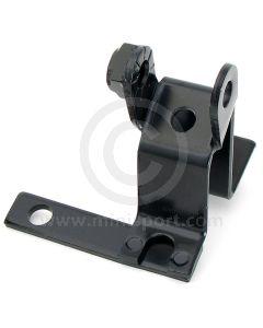 XBU100650 Mini Cooper lamp bracket outer left